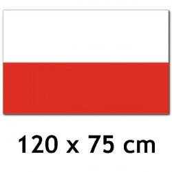 UW - FLAGA POLSKI - 120 x...