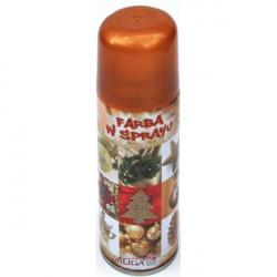 Farba spray 250 ml - Miedziana