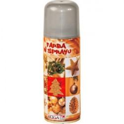 Farba spray 250 ml - Srebrna