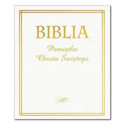 WDS - BIBLIA - Pamiątka...